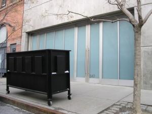 25 Street, December 2009
