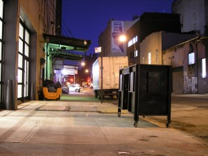 21 Street, January 2010
