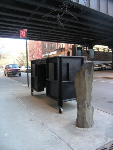 22 Street, December 2009